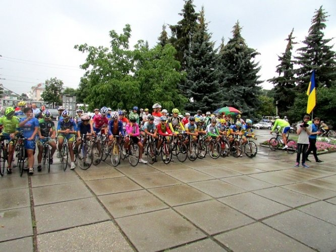 У Житомирі стартували відразу два чемпіонати з велоспорту, фото-5