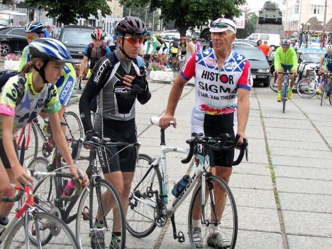 У Житомирі стартували відразу два чемпіонати з велоспорту, фото-2