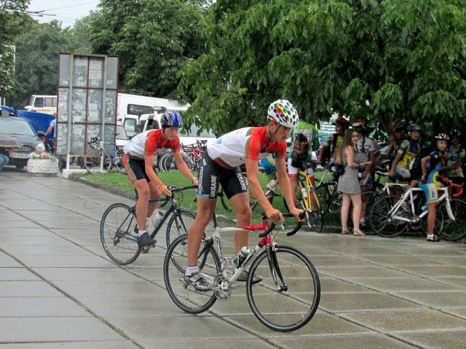У Житомирі стартували відразу два чемпіонати з велоспорту, фото-3