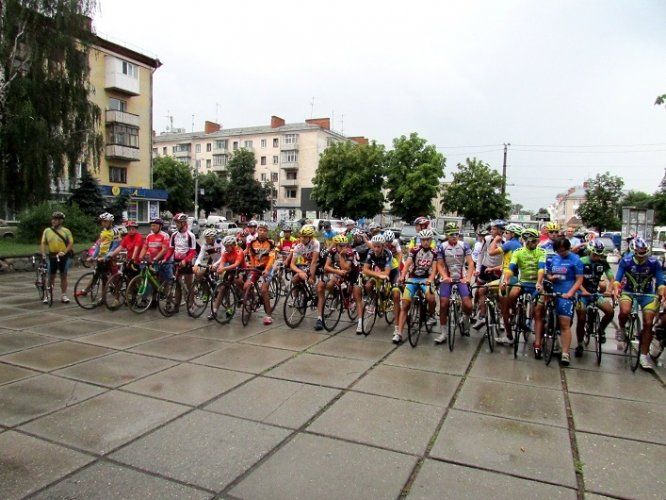 У Житомирі стартували відразу два чемпіонати з велоспорту, фото-4