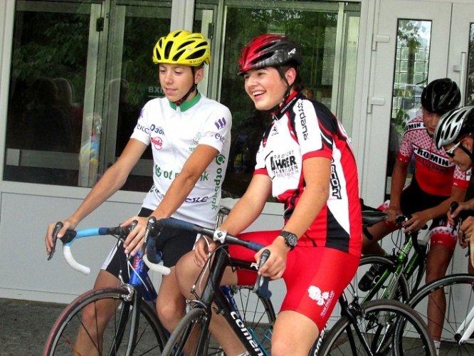 У Житомирі стартували відразу два чемпіонати з велоспорту, фото-1