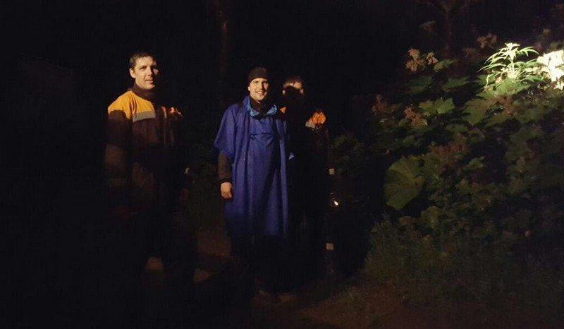 Сахалинские спасатели нашли новосибирца на пике Чехова, фото-1