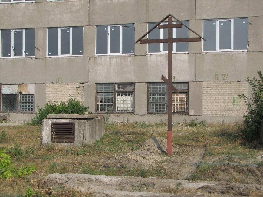 В Мелитополе начали строить новый православный храм (фото), фото-3