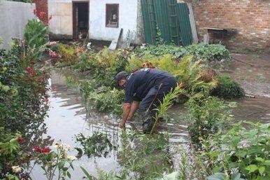 В Кропивницком из воды вытягивали маршрутку (ФОТО), фото-5
