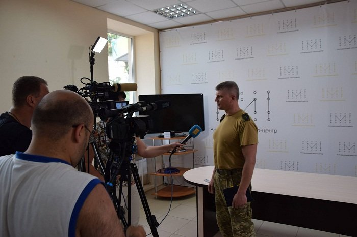 В Краматорске рассказали о работе КПВВ, фото-3