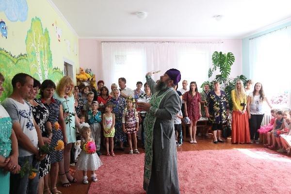 В Черниговской области из сельсовета сделали детский сад, фото-4