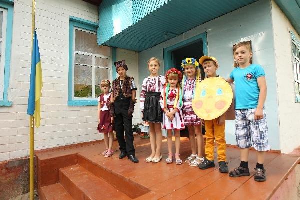 В Черниговской области из сельсовета сделали детский сад, фото-1