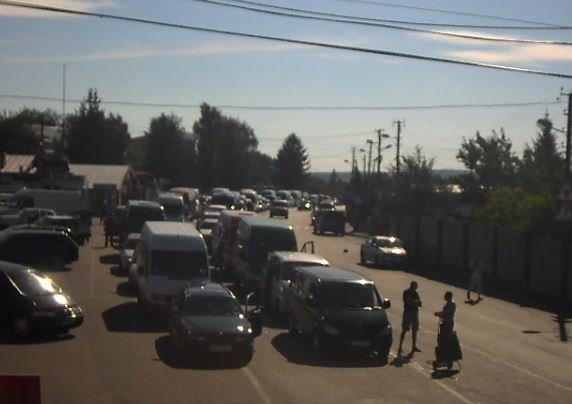 На украинско-польской границе стоят сотни автомобилей (ФОТО), фото-2