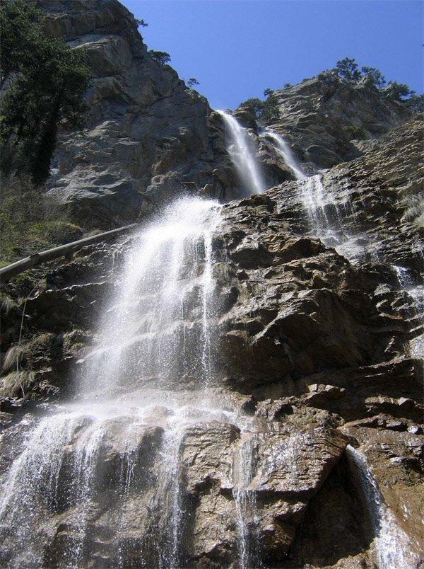 Прокуратура Крыма запретила собирать деньги за проход к водопаду Учан-Су, фото-1