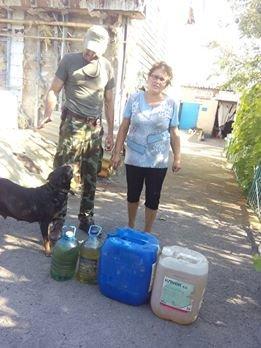Военные  заправили генераторы в Опытном (ФОТО), фото-1