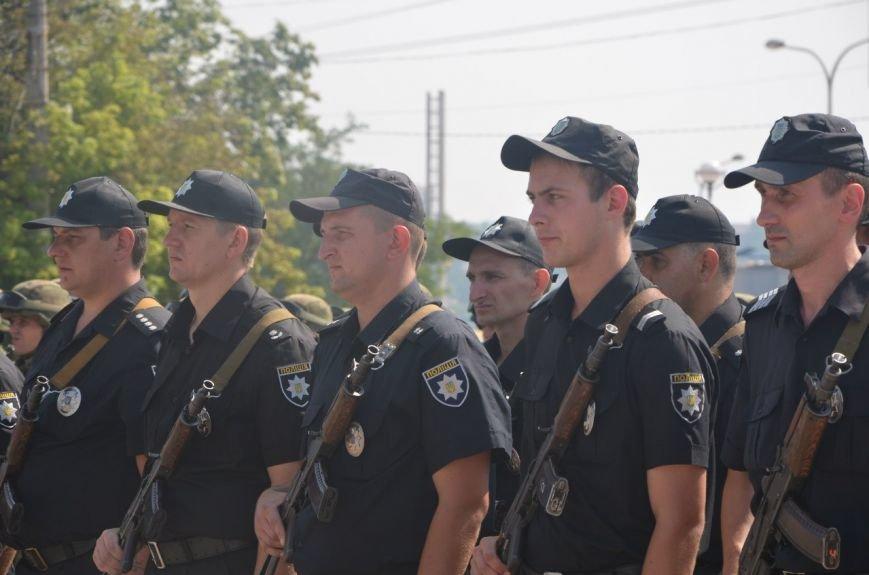 В Мариуполе отмечают первую годовщину Национальной полиции Украины (ФОТО+ВИДЕО), фото-10