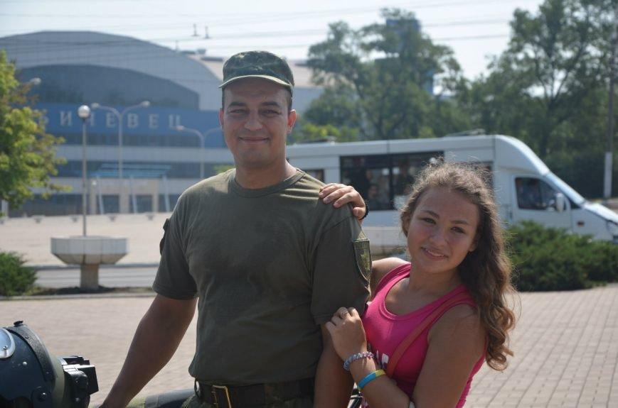 В Мариуполе отмечают первую годовщину Национальной полиции Украины (ФОТО+ВИДЕО), фото-14