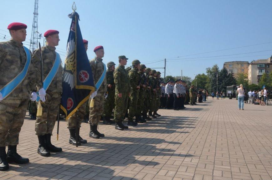 В Мариуполе отмечают первую годовщину Национальной полиции Украины (ФОТО+ВИДЕО), фото-22
