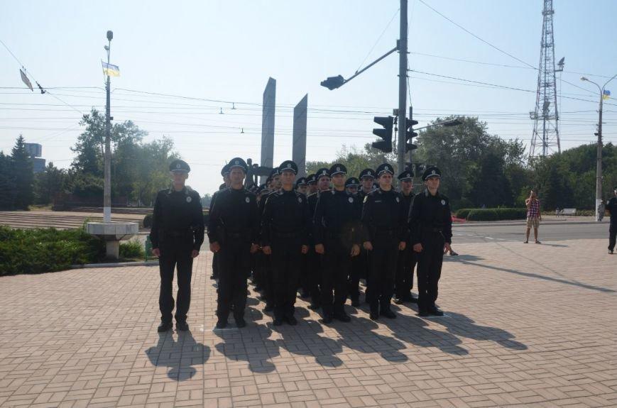 В Мариуполе отмечают первую годовщину Национальной полиции Украины (ФОТО+ВИДЕО), фото-21