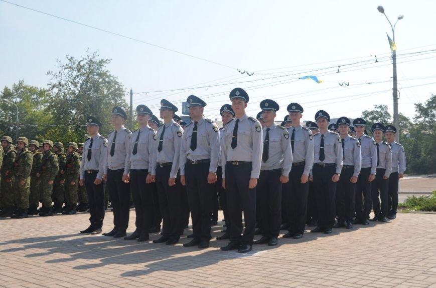 В Мариуполе отмечают первую годовщину Национальной полиции Украины (ФОТО+ВИДЕО), фото-6