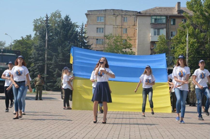 В Мариуполе отмечают первую годовщину Национальной полиции Украины (ФОТО+ВИДЕО), фото-18