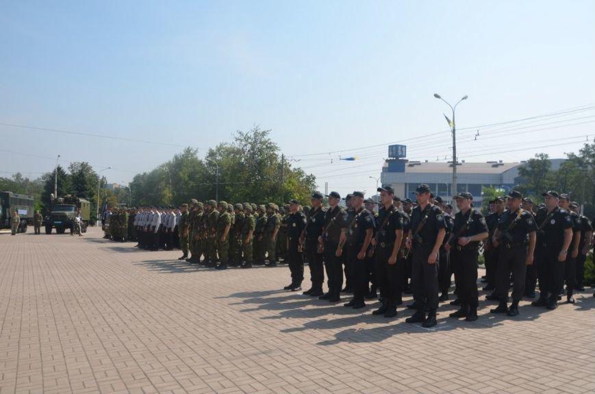 В Мариуполе отмечают первую годовщину Национальной полиции Украины (ФОТО+ВИДЕО), фото-20