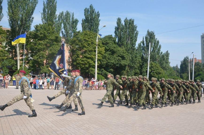 В Мариуполе отмечают первую годовщину Национальной полиции Украины (ФОТО+ВИДЕО), фото-2