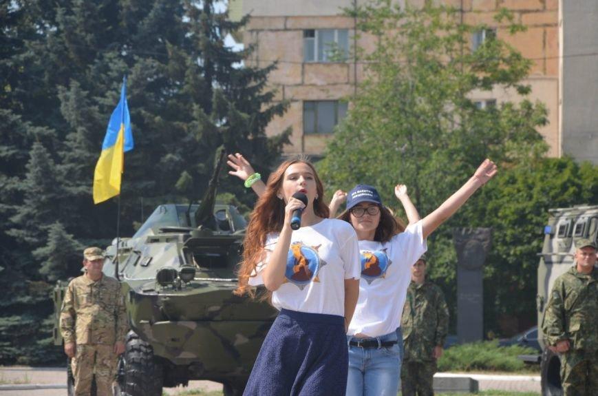 В Мариуполе отмечают первую годовщину Национальной полиции Украины (ФОТО+ВИДЕО), фото-16