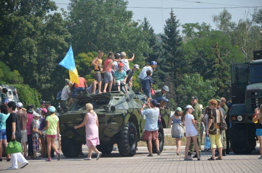В Мариуполе отмечают первую годовщину Национальной полиции Украины (ФОТО+ВИДЕО), фото-5