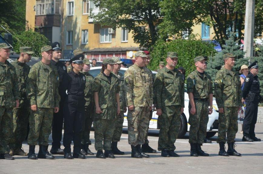 В Мариуполе отмечают первую годовщину Национальной полиции Украины (ФОТО+ВИДЕО), фото-4