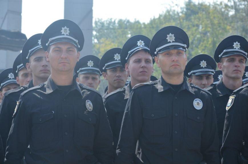 В Мариуполе отмечают первую годовщину Национальной полиции Украины (ФОТО+ВИДЕО), фото-9
