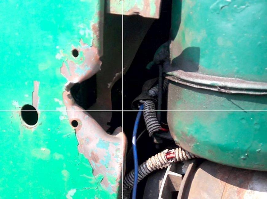Результаты обстрела в зоне АТО (ФОТО), фото-3