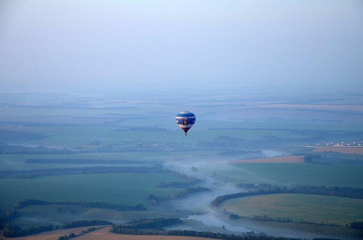 В День города чемпионат воздухоплавания перейдёт в фестиваль «Небосвод Белогорья», фото-1