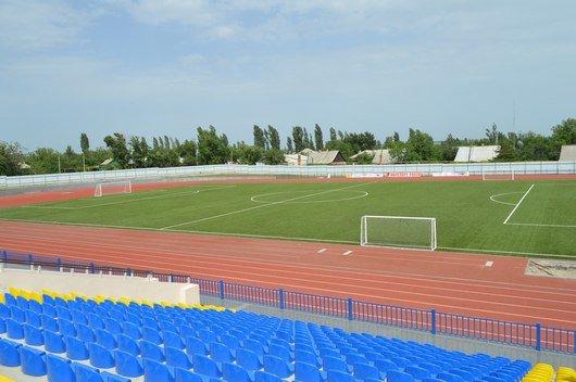 центральны стадион