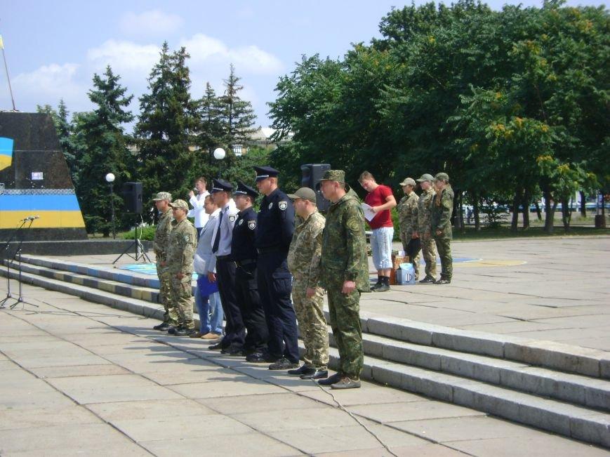 В Краматорске впервые торжественно  прошел День Национальной полиции, фото-3