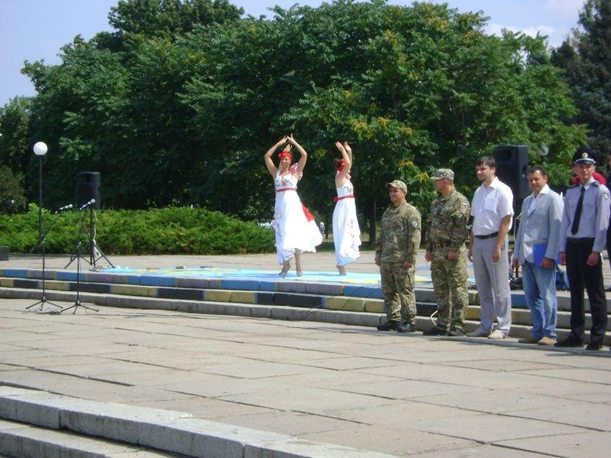 В Краматорске впервые торжественно  прошел День Национальной полиции, фото-4