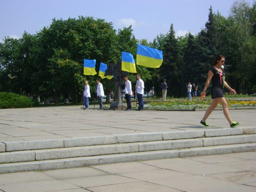 В Краматорске впервые торжественно  прошел День Национальной полиции, фото-2