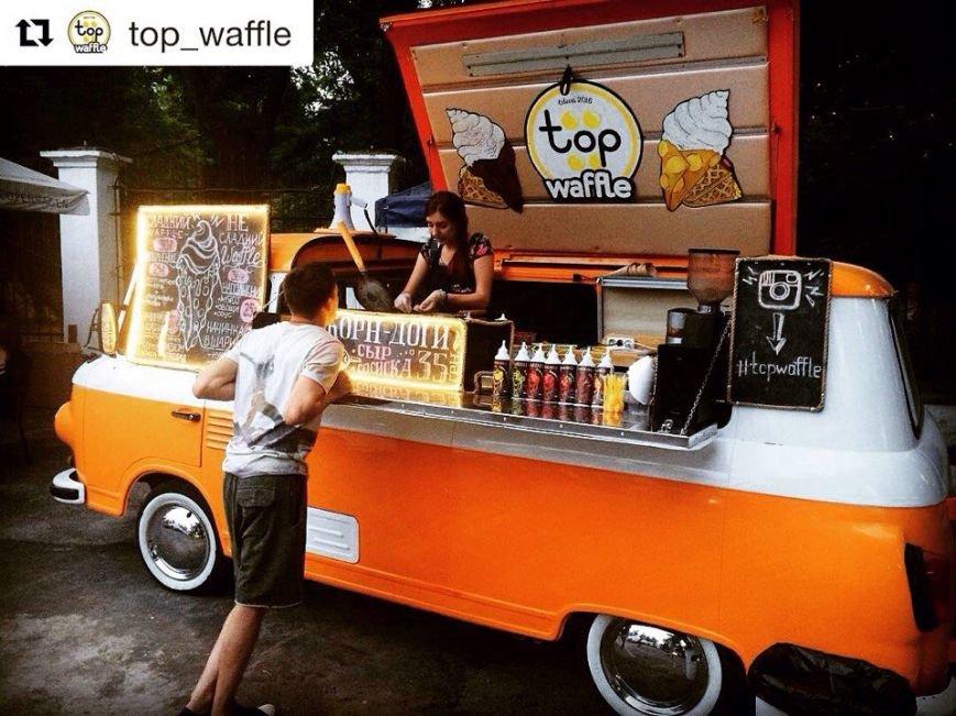 "Проверено на себе: Гонконгские вафли в одесском ""TopWaffle"" (ФОТО), фото-1"