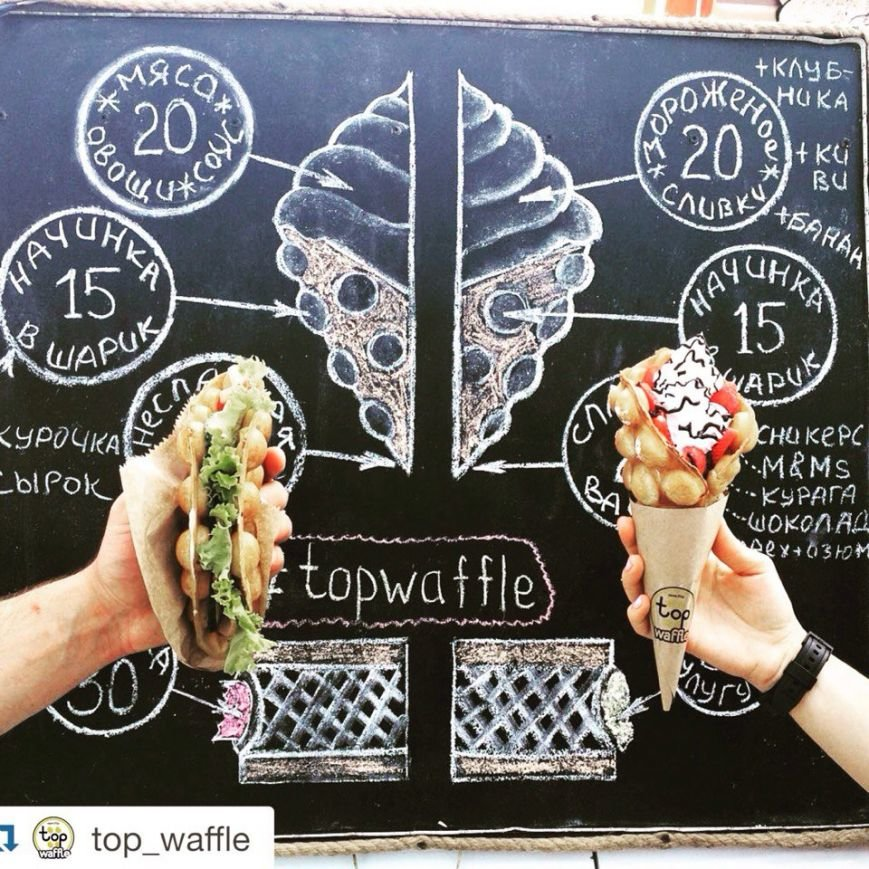 "Проверено на себе: Гонконгские вафли в одесском ""TopWaffle"" (ФОТО), фото-3"