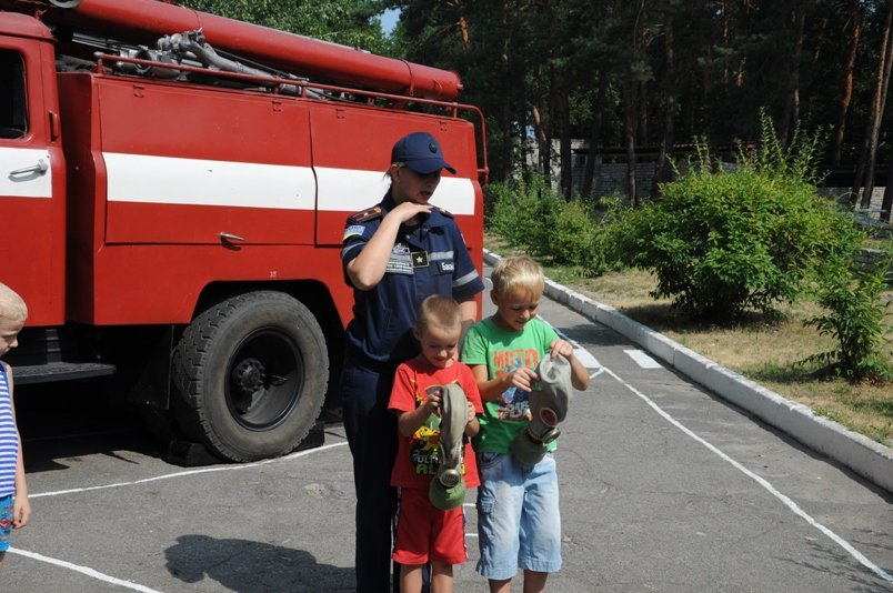 В Светловодске спасатели пригласили воспитанников детского сада в безопасное путешествие. ФОТО, фото-2