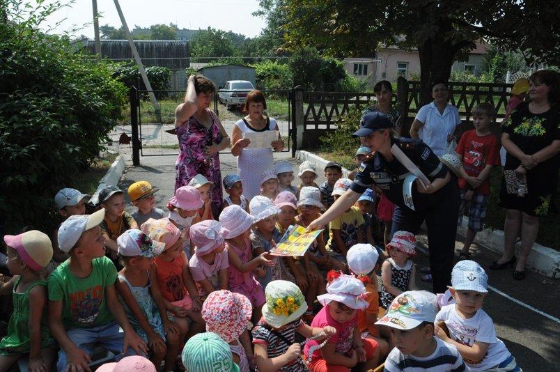 В Светловодске спасатели пригласили воспитанников детского сада в безопасное путешествие. ФОТО, фото-5