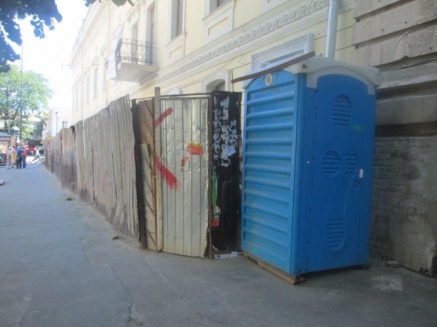 Одесская улица напомнит туристу вид мусорной свалки (ФОТО), фото-9