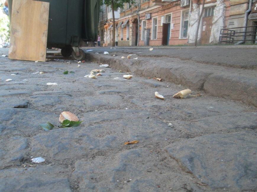 Одесская улица напомнит туристу вид мусорной свалки (ФОТО), фото-5