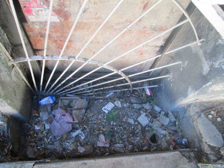 Одесская улица напомнит туристу вид мусорной свалки (ФОТО), фото-8