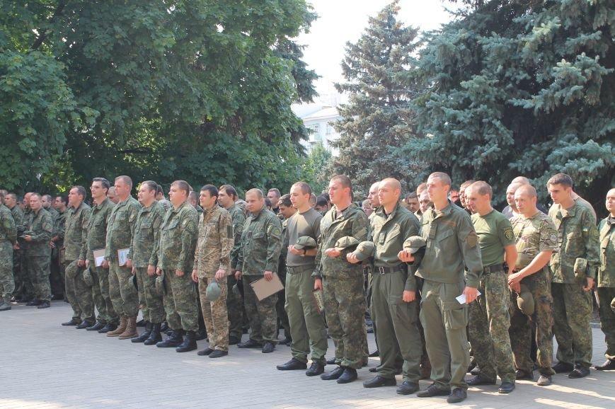 В Бахмуте впервые отметили День Национальной полиции Украины, фото-8