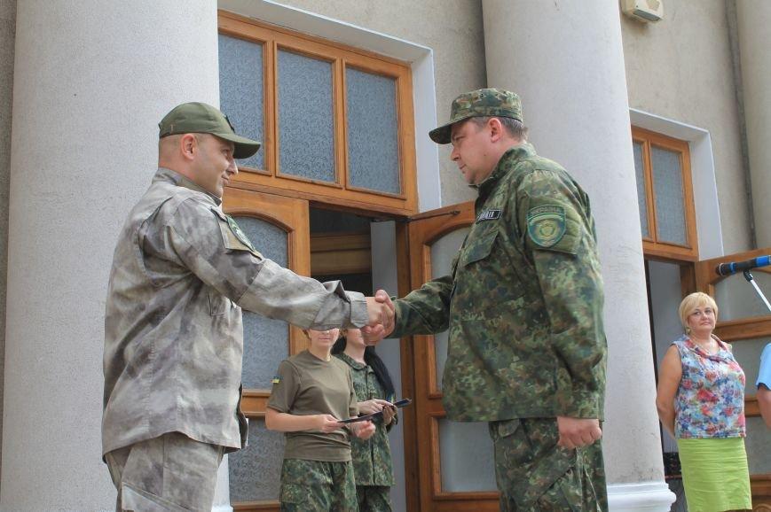 В Бахмуте впервые отметили День Национальной полиции Украины, фото-6