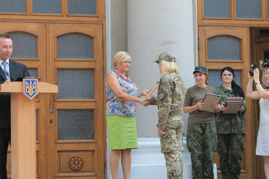В Бахмуте впервые отметили День Национальной полиции Украины, фото-5