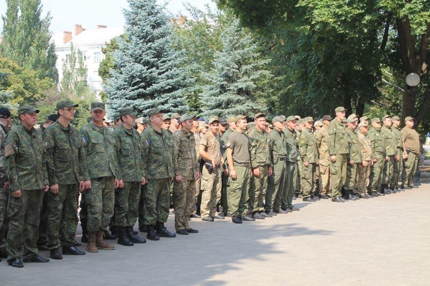 В Бахмуте впервые отметили День Национальной полиции Украины, фото-3