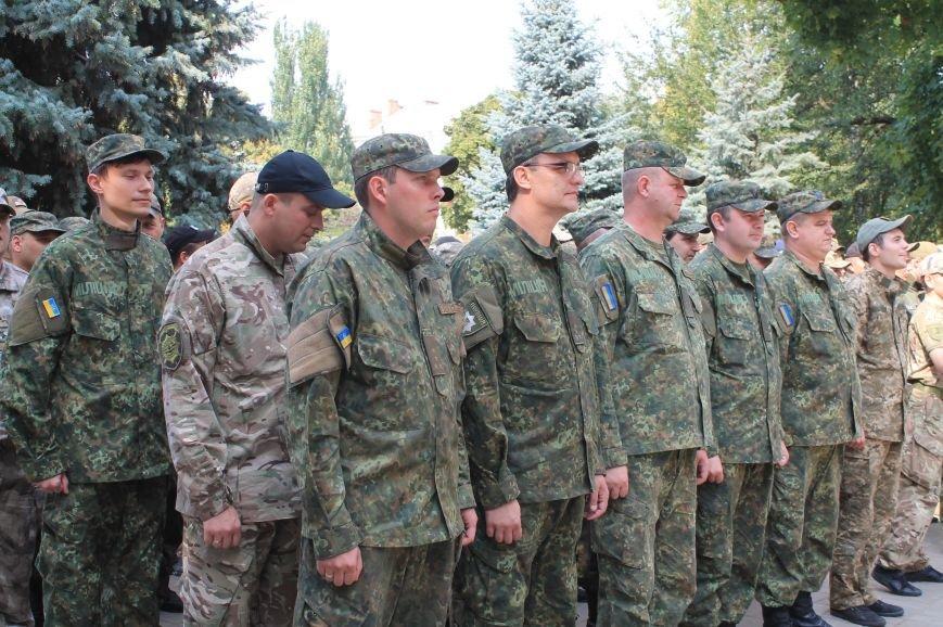 В Бахмуте впервые отметили День Национальной полиции Украины, фото-2