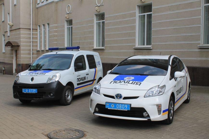 В Бахмуте впервые отметили День Национальной полиции Украины, фото-9