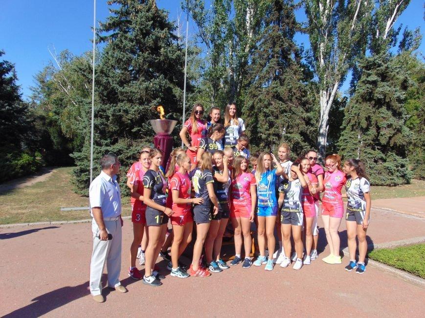 В Николаеве зажгли Олимпийский факел (ФОТО, ВИДЕО), фото-5