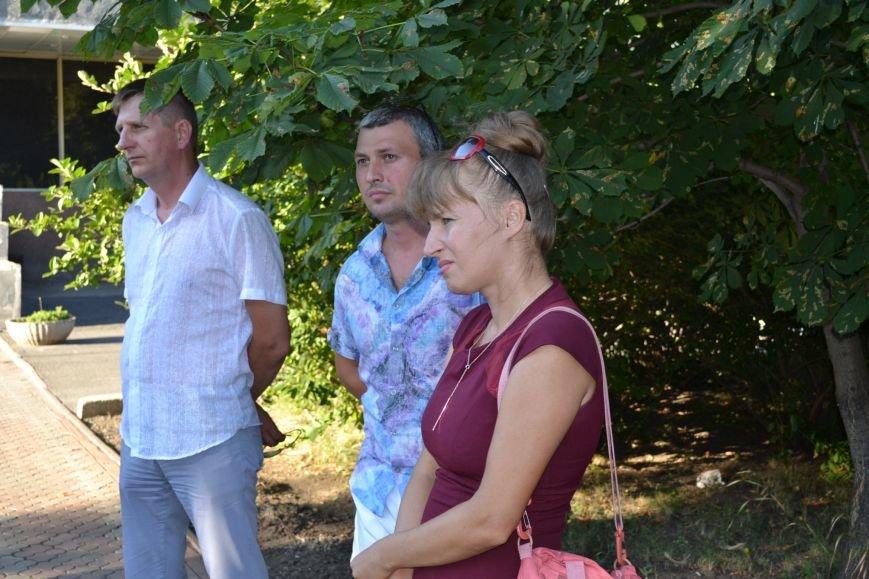 В память о Кузьме Скрябине в Кривом Роге учредили Открытый фестиваль авторской песни (ФОТО), фото-6