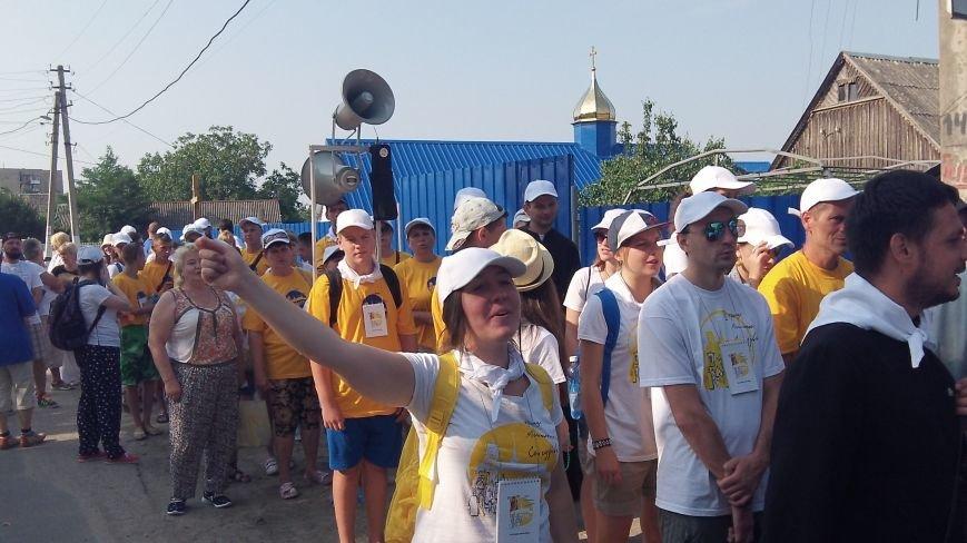 В Мелитополе молились за мир в Украине, фото-6