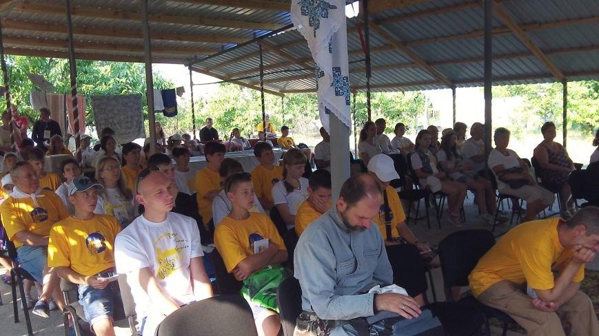 В Мелитополе молились за мир в Украине, фото-2