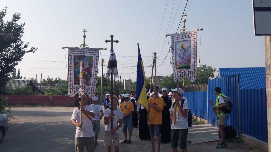 В Мелитополе молились за мир в Украине, фото-3